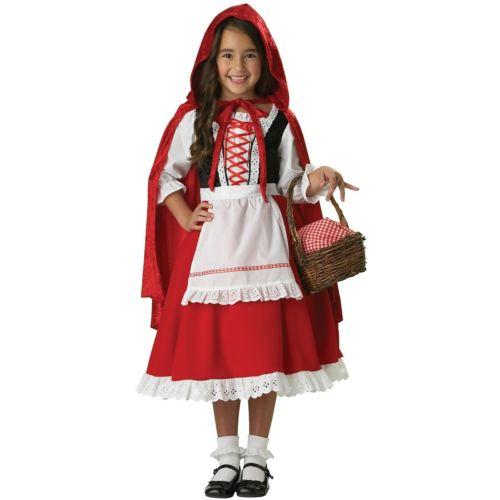 【ポイント最大29倍●お買い物マラソン限定!エントリー】Little Red Riding Hood キッズ 子供用 ガールズ キッズ 子供用 Cute ハロウィン コスチューム コスプレ 衣装 変装 仮装