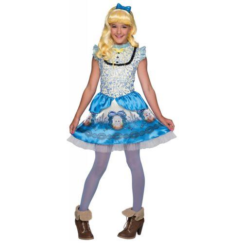 Blondie Lockes キッズ 子供用 イブr After High クリスマス ハロウィン コスチューム コスプレ 衣装 変装 仮装