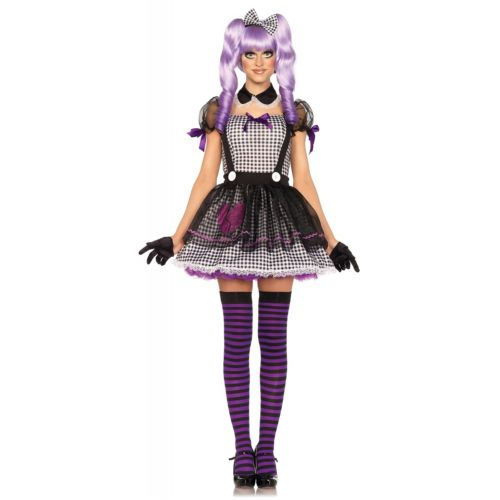 Doll 大人用 クリスマス ハロウィン コスチューム コスプレ 衣装 変装 仮装