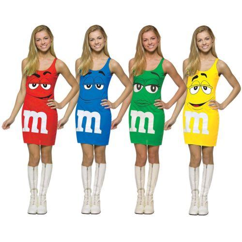 【全品P5倍】M&M Red Tank ドレス キッズ 子供用 M&M's クリスマス ハロウィン コスチューム コスプレ 衣装 変装 仮装