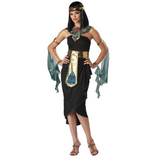 クレオパトラ 大人用 レディス 女性用 エジプト 古代エジプト 女神 クリスマス ハロウィン コスチューム コスプレ 衣装 変装 仮装