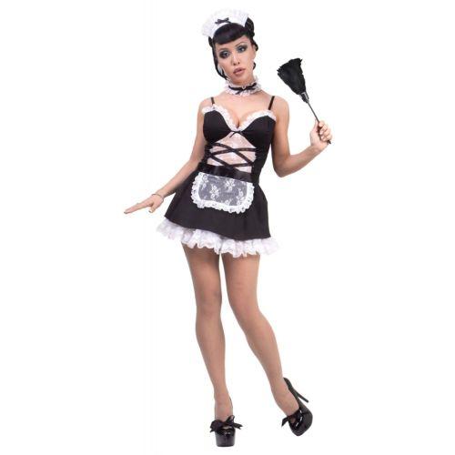メイド of Lace セクシー 大人用 メイド of Lace クリスマス ハロウィン コスチューム コスプレ 衣装 変装 仮装