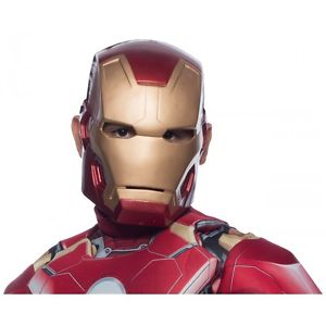 Iron Man アイアンマンMask 子供用 ガールズ SuperheroUp ハロウィン コスチューム コスプレ 衣装 変装 仮装