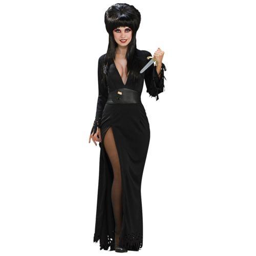 【ポイント最大29倍●お買い物マラソン限定!エントリー】Super Deluxe Elvira 大人用 レディス 女性用 セクシー Grand Heritage Collection ハロウィン コスチューム コスプレ 衣装 変装 仮装