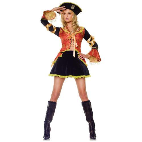 レディス 女性用 Pirate 大人用 セクシー クリスマス ハロウィン コスチューム コスプレ 衣装 変装 仮装
