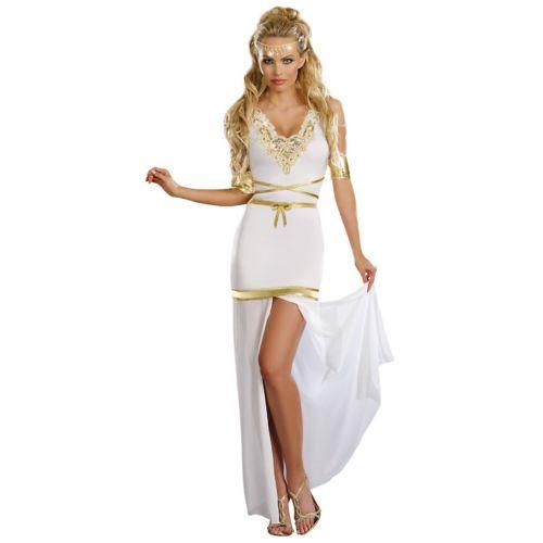 【店内全品P5倍】Greek Goddess 大人用 Aphrodite クリスマス ハロウィン コスチューム コスプレ 衣装 変装 仮装