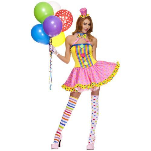 Circus Cutie 大人用 ハロウィン コスチューム コスプレ 衣装 変装 仮装