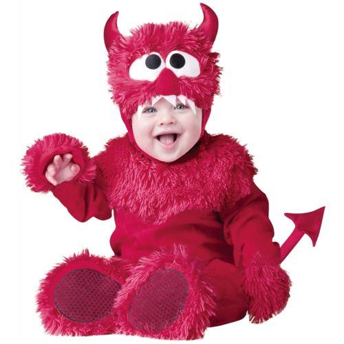 【ポイント最大29倍●お買い物マラソン限定!エントリー】ベイビー DevilFunny Infant モンスターOutfit ハロウィン コスチューム コスプレ 衣装 変装 仮装