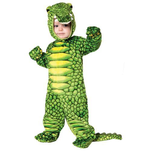 Toddler Alligator キッズ 子供用 Gator ハロウィン コスチューム コスプレ 衣装 変装 仮装