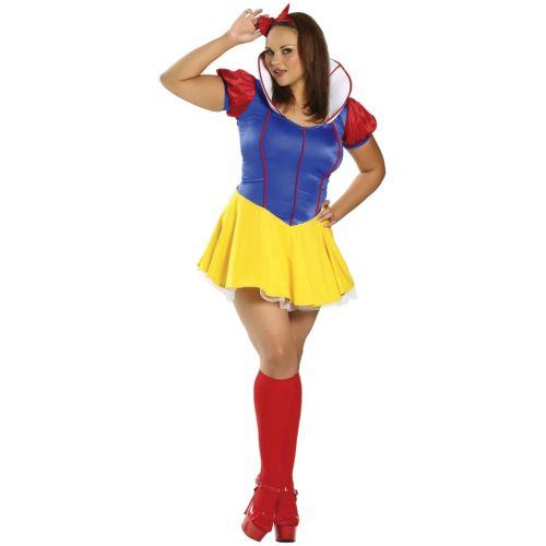 白雪姫 大人用 レディス 女性用 セクシー おとぎ話 ハロウィン コスチューム コスプレ 衣装 変装 仮装