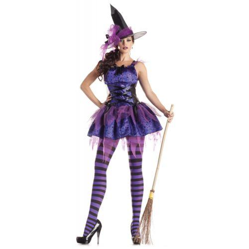 セクシー 魔女レディス 女性用 大人用 ハロウィン コスチューム コスプレ 衣装 変装 仮装