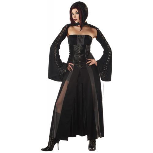 バンパイア 吸血鬼レディス 女性用 大人用 ゴシック クリスマス ハロウィン コスチューム コスプレ 衣装 変装 仮装