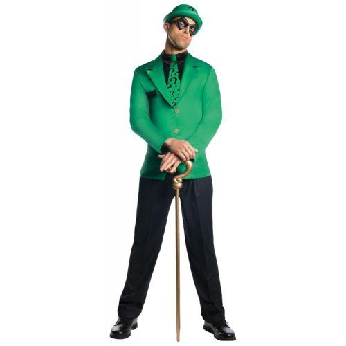 Riddler 大人用 DC Comics DCコミックス クリスマス ハロウィン コスチューム コスプレ 衣装 変装 仮装