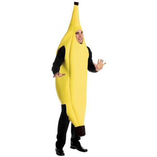 Deluxe Banana 大人用 男性用 メンズ Funny クリスマス ハロウィン コスチューム コスプレ 衣装 変装 仮装