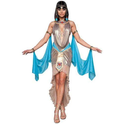 ファラオ 王様 キング's Treasure 大人用 Egytian Queen ハロウィン コスチューム コスプレ 衣装 変装 仮装