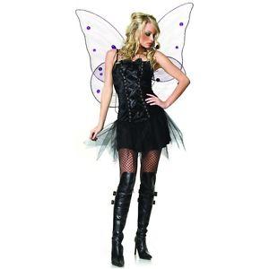 ゴシック Nymph Dark Fairy 大人用 Fallen エンジェル 天使 セクシー ハロウィン コスチューム コスプレ 衣装 変装 仮装