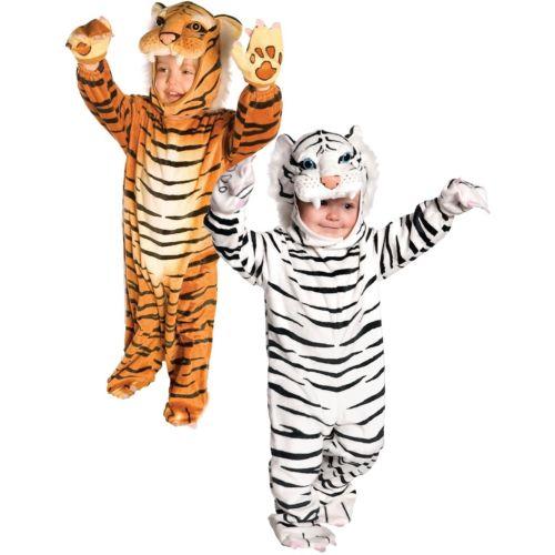 タイガーベイビー Animal Jumpsuit クリスマス ハロウィン コスチューム コスプレ 衣装 変装 仮装