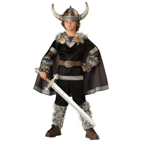 Kids Deluxe VikingBoys ハロウィン コスチューム コスプレ 衣装 変装 仮装