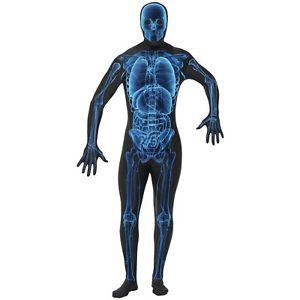 【ポイント最大29倍●お買い物マラソン限定!エントリー】X-Ray Second Skin スーツ 大人用 ハロウィン コスチューム コスプレ 衣装 変装 仮装
