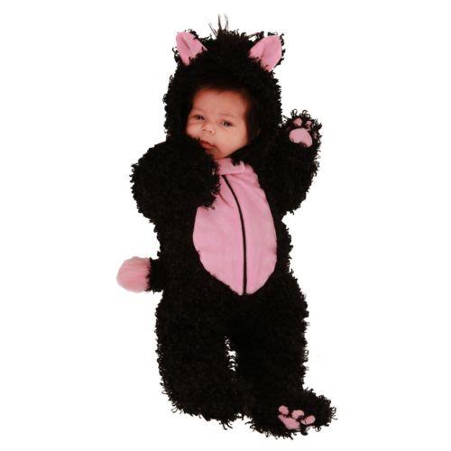 【全品P5倍】ベイビー Catブラック & Pink Kitty クリスマス ハロウィン コスチューム コスプレ 衣装 変装 仮装