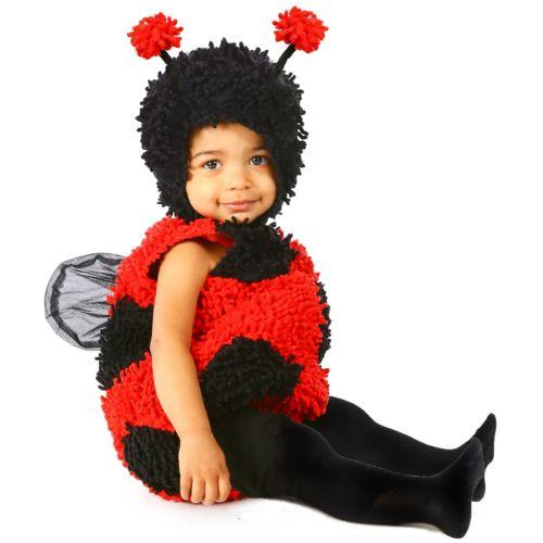 Ladybugベイビー/Toddler 女神ファンシー ドレス Up ハロウィン コスチューム コスプレ 衣装 変装 仮装