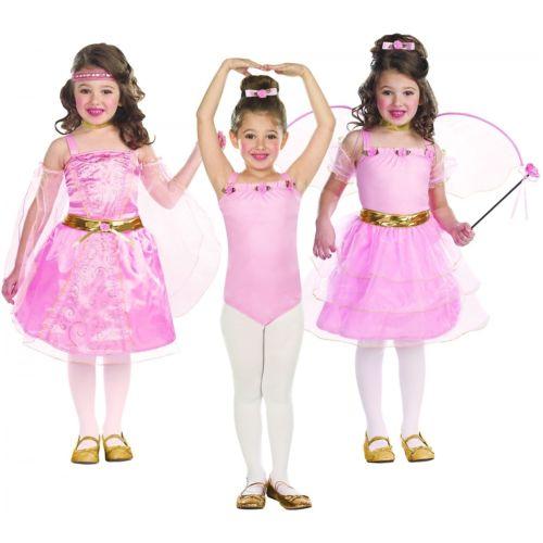 【ポイント最大29倍●お買い物マラソン限定!エントリー】Princess キッズ 子供用 3-in-1 Ballerina, Fairy & Princess OutfitsUp ハロウィン コスチューム コスプレ 衣装 変装 仮装