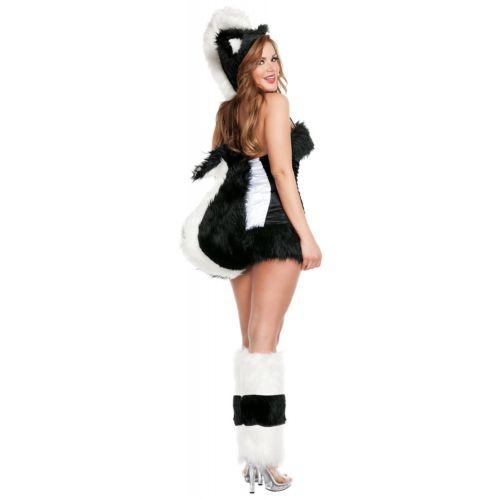 Spunky Spunky Skunk 大人用 コスプレ ハロウィン コスチューム コスプレ 衣装 変装 コスチューム 仮装, 中山町:f9997095 --- officewill.xsrv.jp