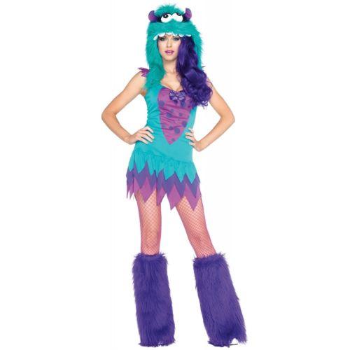 モンスター 大人用 おもしろい ハロウィン コスチューム コスプレ 衣装 変装 仮装