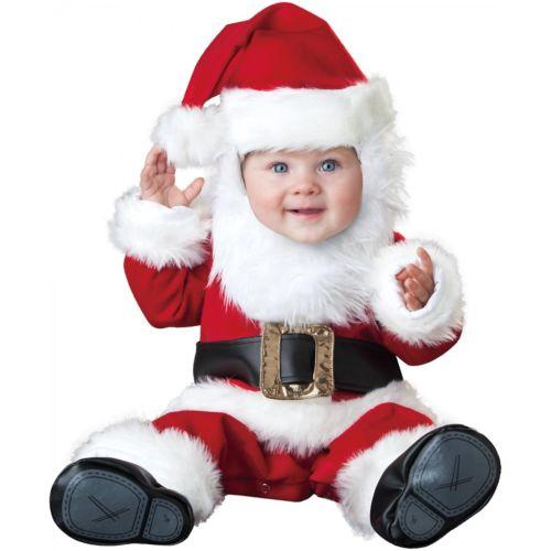 【店内全品P5倍】ベイビー Santa Outfit クリスマス Infant/Toddler Santa Claus スーツ クリスマス ハロウィン コスチューム コスプレ 衣装 変装 仮装