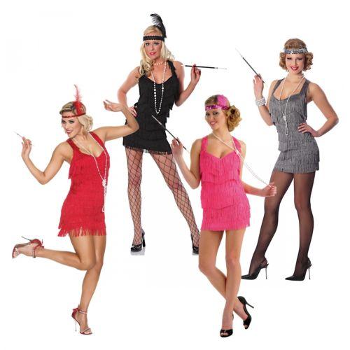 【店内全品P5倍】フラッパー 大人用 20s Gatsby ガール クリスマス ハロウィン コスチューム コスプレ 衣装 変装 仮装
