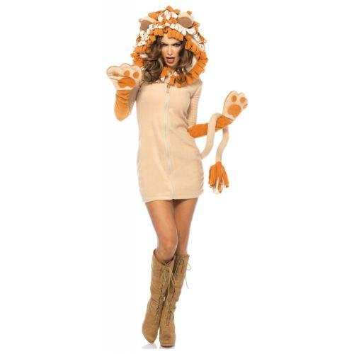 ライオン 大人用 クリスマス ハロウィン コスチューム コスプレ 衣装 変装 仮装