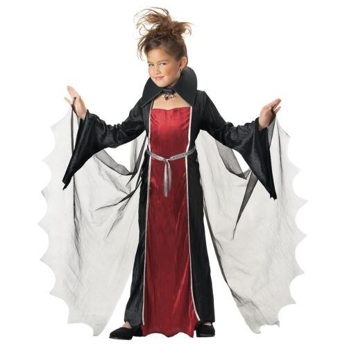 バンパイア 吸血鬼 キッズ 子供用 ガールズ キッズ 子供用 クリスマス ハロウィン コスチューム コスプレ 衣装 変装 仮装