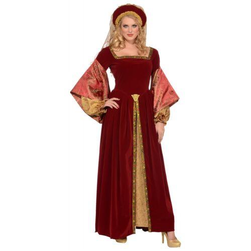 Anne Boleyn 大人用 クリスマス ハロウィン コスチューム コスプレ 衣装 変装 仮装