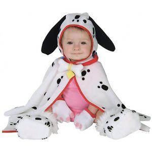 【ポイント最大29倍●お買い物マラソン限定!エントリー】Lil Pup Caped Cutieベイビー Dalmation ハロウィン コスチューム コスプレ 衣装 変装 仮装
