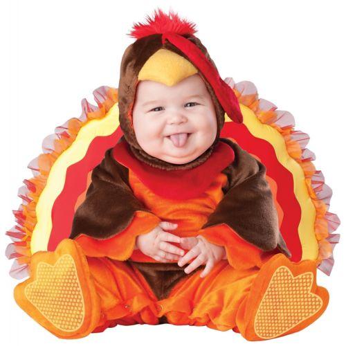 【全品P5倍】ベイビー TurkeyLil Gobbler Deluxe Thanksgiving Outfit クリスマス ハロウィン コスチューム コスプレ 衣装 変装 仮装