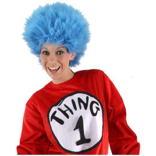【ポイント最大29倍●お買い物マラソン限定!エントリー】Thing 1 and Thing 2Wig 大人用/Teen Dr. Seuss ハロウィン コスチューム コスプレ 衣装 変装 仮装