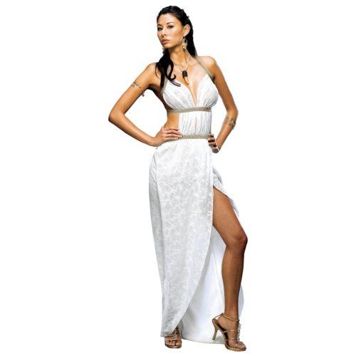 Queen Gorgo 大人用 Spartan Greek 女神 ハロウィン コスチューム コスプレ 衣装 変装 仮装