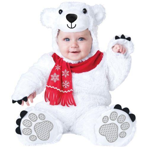 Polar クマ 熊for 衣装 変装 ベイビー クリスマス ハロウィン コスチューム コスプレ ベイビー 衣装 変装 仮装, トルコ雑貨と世界のビーズの坂元屋:d7ed4581 --- officewill.xsrv.jp
