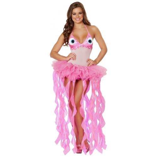 Jellyfish 大人用 レディス 女性用 おもしろい and セクシー クリスマス ハロウィン コスチューム コスプレ 衣装 変装 仮装