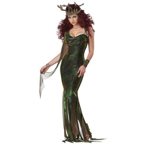 Serpentine Goddess Medusa 大人用 Greek Mythology クリスマス ハロウィン コスチューム コスプレ 衣装 変装 仮装