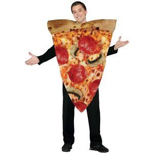 【ポイント最大29倍●お買い物マラソン限定!エントリー】Pizza Slice 大人用 ハロウィン コスチューム コスプレ 衣装 変装 仮装