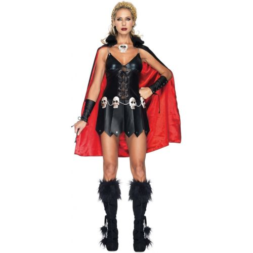 Warrior Woman 大人用 セクシー Amazon Barbarian Conan ハロウィン コスチューム コスプレ 衣装 変装 仮装