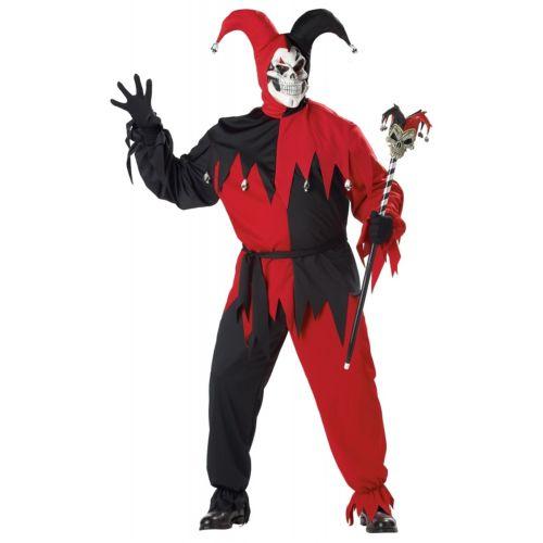 Evil Jester 大人用 Medieval スケルトン Jester 変装 がいこつ ハロウィン コスチューム コスプレ 衣装 衣装 変装 仮装, 花のまちころぼっくる:3eb6fa48 --- sunward.msk.ru