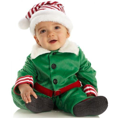ベイビー ElfSantas Little Helper Infant クリスマス 女神 ハロウィン コスチューム コスプレ 衣装 変装 仮装