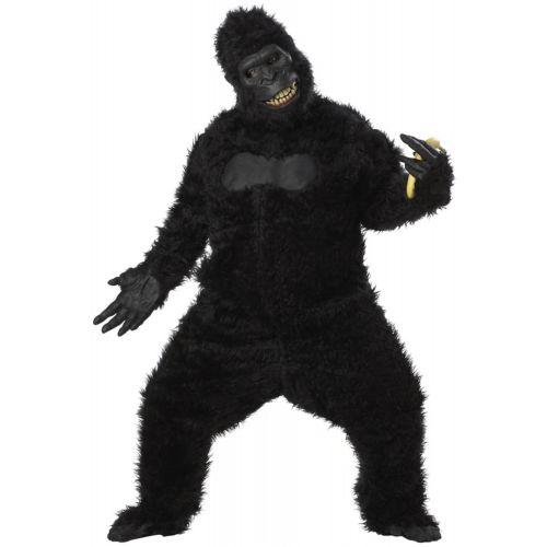 ゴリラfor 大人用s ゴリラ スーツApe クリスマス ハロウィン コスチューム コスプレ 衣装 変装 仮装