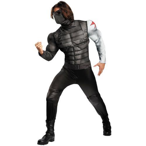 Winter Soldier 大人用 変装 Captain America コスプレ キャプテンアメリカ ハロウィン コスチューム America コスプレ 衣装 変装 仮装, 化粧品ディスカウント店 ルージュ:27f67f02 --- officewill.xsrv.jp