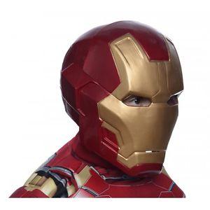 【ポイント最大29倍●お買い物マラソン限定!エントリー】Kids Iron Man アイアンマンMask スーパーヒーローHelmet Up ハロウィン コスチューム コスプレ 衣装 変装 仮装