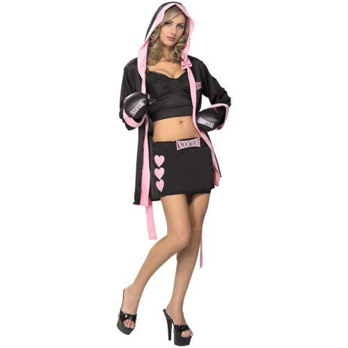 ボクシング 大人用 セクシー Boxer 女神 クリスマス ハロウィン コスチューム コスプレ 衣装 変装 仮装