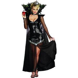 【ポイント最大29倍●お買い物マラソン限定!エントリー】Evil Queen 大人用 セクシー Wicked Ravenna ハロウィン コスチューム コスプレ 衣装 変装 仮装