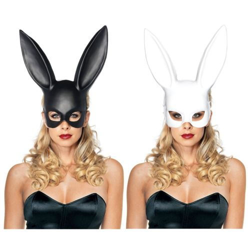 バニー うさぎ バニーガール Mask 大人用 Masquerade ウサギ クリスマス ハロウィン コスチューム コスプレ 衣装 変装 仮装